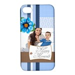 baby - Apple iPhone 4/4S Hardshell Case with Stand
