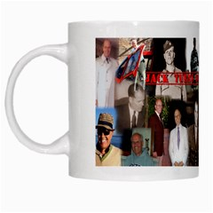 White Mug 100th Birthday By Pat Kirby   White Mug   9vptnyrkvi0j   Www Artscow Com Left