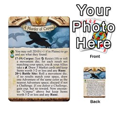 Runebound Tales   In The Wild By Fantastic Diversions / Ofgi   Multi Purpose Cards (rectangle)   L0yaqp7njdsi   Www Artscow Com Front 53