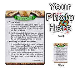 Runebound Tales   In The Wild By Fantastic Diversions / Ofgi   Multi Purpose Cards (rectangle)   L0yaqp7njdsi   Www Artscow Com Front 54
