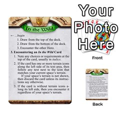 Runebound Tales   In The Wild By Fantastic Diversions / Ofgi   Multi Purpose Cards (rectangle)   L0yaqp7njdsi   Www Artscow Com Back 54