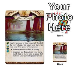 Runebound Tales   In The Wild By Fantastic Diversions / Ofgi   Multi Purpose Cards (rectangle)   L0yaqp7njdsi   Www Artscow Com Front 2