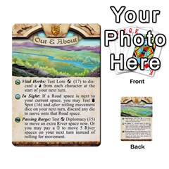 Runebound Tales   In The Wild By Fantastic Diversions / Ofgi   Multi Purpose Cards (rectangle)   L0yaqp7njdsi   Www Artscow Com Front 12