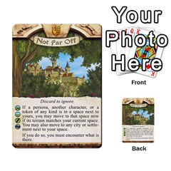 Runebound Tales   In The Wild By Fantastic Diversions / Ofgi   Multi Purpose Cards (rectangle)   L0yaqp7njdsi   Www Artscow Com Front 13