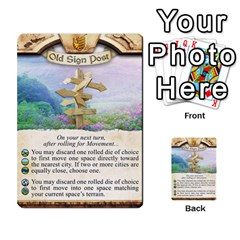 Runebound Tales   In The Wild By Fantastic Diversions / Ofgi   Multi Purpose Cards (rectangle)   L0yaqp7njdsi   Www Artscow Com Front 16