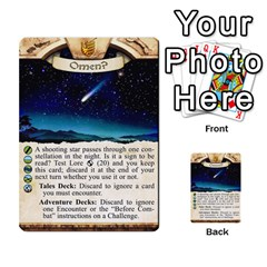 Runebound Tales   In The Wild By Fantastic Diversions / Ofgi   Multi Purpose Cards (rectangle)   L0yaqp7njdsi   Www Artscow Com Front 17