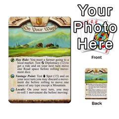 Runebound Tales   In The Wild By Fantastic Diversions / Ofgi   Multi Purpose Cards (rectangle)   L0yaqp7njdsi   Www Artscow Com Front 18