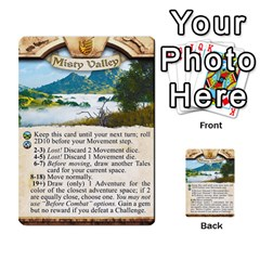 Runebound Tales   In The Wild By Fantastic Diversions / Ofgi   Multi Purpose Cards (rectangle)   L0yaqp7njdsi   Www Artscow Com Front 19