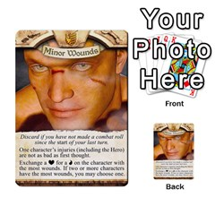 Runebound Tales   In The Wild By Fantastic Diversions / Ofgi   Multi Purpose Cards (rectangle)   L0yaqp7njdsi   Www Artscow Com Front 20