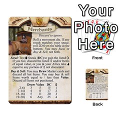 Runebound Tales   In The Wild By Fantastic Diversions / Ofgi   Multi Purpose Cards (rectangle)   L0yaqp7njdsi   Www Artscow Com Front 22