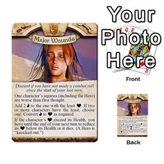 Runebound Tales   In The Wild By Fantastic Diversions / Ofgi   Multi Purpose Cards (rectangle)   L0yaqp7njdsi   Www Artscow Com Front 24