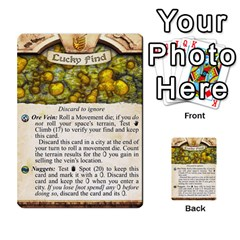 Runebound Tales   In The Wild By Fantastic Diversions / Ofgi   Multi Purpose Cards (rectangle)   L0yaqp7njdsi   Www Artscow Com Front 25