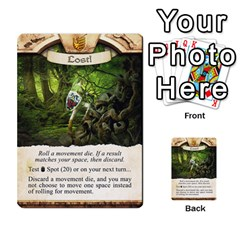 Runebound Tales   In The Wild By Fantastic Diversions / Ofgi   Multi Purpose Cards (rectangle)   L0yaqp7njdsi   Www Artscow Com Front 27