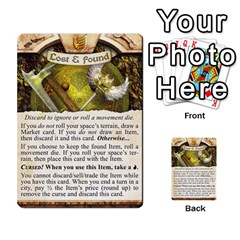 Runebound Tales   In The Wild By Fantastic Diversions / Ofgi   Multi Purpose Cards (rectangle)   L0yaqp7njdsi   Www Artscow Com Front 28