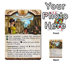 Runebound Tales   In The Wild By Fantastic Diversions / Ofgi   Multi Purpose Cards (rectangle)   L0yaqp7njdsi   Www Artscow Com Front 32