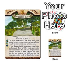 Runebound Tales   In The Wild By Fantastic Diversions / Ofgi   Multi Purpose Cards (rectangle)   L0yaqp7njdsi   Www Artscow Com Front 35