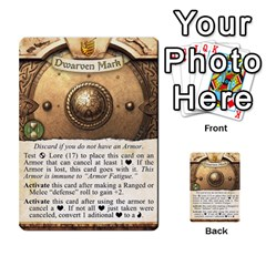 Runebound Tales   In The Wild By Fantastic Diversions / Ofgi   Multi Purpose Cards (rectangle)   L0yaqp7njdsi   Www Artscow Com Front 37