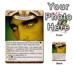 Runebound Tales   In The Wild By Fantastic Diversions / Ofgi   Multi Purpose Cards (rectangle)   L0yaqp7njdsi   Www Artscow Com Front 38