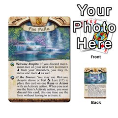 Runebound Tales   In The Wild By Fantastic Diversions / Ofgi   Multi Purpose Cards (rectangle)   L0yaqp7njdsi   Www Artscow Com Front 39