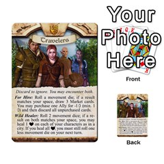 Runebound Tales   In The Wild By Fantastic Diversions / Ofgi   Multi Purpose Cards (rectangle)   L0yaqp7njdsi   Www Artscow Com Front 5
