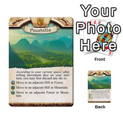 Runebound Tales   In The Wild By Fantastic Diversions / Ofgi   Multi Purpose Cards (rectangle)   L0yaqp7njdsi   Www Artscow Com Front 42