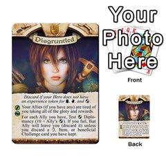 Runebound Tales   In The Wild By Fantastic Diversions / Ofgi   Multi Purpose Cards (rectangle)   L0yaqp7njdsi   Www Artscow Com Front 44