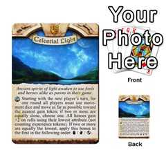 Runebound Tales   In The Wild By Fantastic Diversions / Ofgi   Multi Purpose Cards (rectangle)   L0yaqp7njdsi   Www Artscow Com Front 46