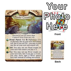 Runebound Tales   In The Wild By Fantastic Diversions / Ofgi   Multi Purpose Cards (rectangle)   L0yaqp7njdsi   Www Artscow Com Front 48