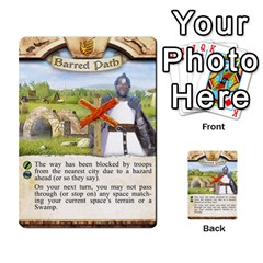 Runebound Tales   In The Wild By Fantastic Diversions / Ofgi   Multi Purpose Cards (rectangle)   L0yaqp7njdsi   Www Artscow Com Front 50