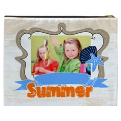 Summer Of Kids By Mac Book   Cosmetic Bag (xxxl)   Uiptxdq2trzz   Www Artscow Com Back