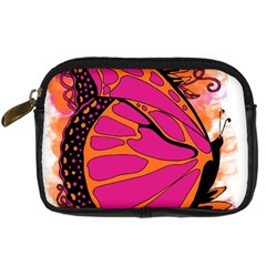 Pink Butter T Copy Compact Camera Case