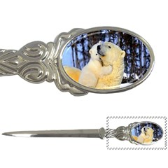 Polar Bears Mother Love Letter Opener by FeaturedDesigns