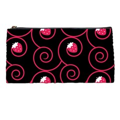 20130503 Oriental Black Pencil Case by strawberrymilk