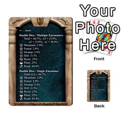 Cities Of Adventure: Reference Cards By Fantastic Diversions / Ofgi   Multi Purpose Cards (rectangle)   R4p0zmf66r2a   Www Artscow Com Front 10