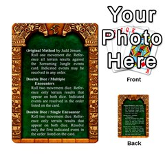 Cities Of Adventure: Reference Cards By Fantastic Diversions / Ofgi   Multi Purpose Cards (rectangle)   R4p0zmf66r2a   Www Artscow Com Front 37