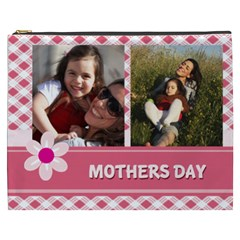 Mothers Day By Mom   Cosmetic Bag (xxxl)   Bdwmrtbsgg2u   Www Artscow Com Front