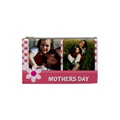 Mothers Day By Mom   Cosmetic Bag (small)   Pyw97drpgi6t   Www Artscow Com Front