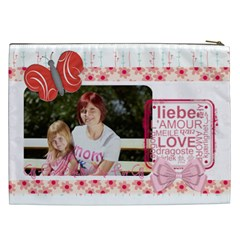 Mothers Day By Mom   Cosmetic Bag (xxl)   Xordafo526mh   Www Artscow Com Back