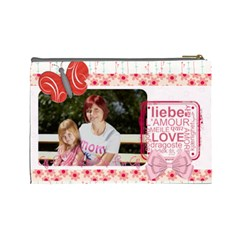 Mothers Day By Mom   Cosmetic Bag (large)   Hqq7higv3gd6   Www Artscow Com Back