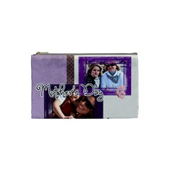 Mothers Day By Mom   Cosmetic Bag (small)   6fz73o2sxm1z   Www Artscow Com Front