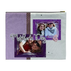 Mothers Day By Mom   Cosmetic Bag (xl)   A590haeesxn4   Www Artscow Com Back