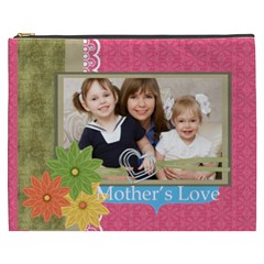 Mothers Day By Mom   Cosmetic Bag (xxxl)   Zgj3s1p6wdaa   Www Artscow Com Front