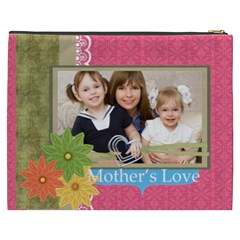 Mothers Day By Mom   Cosmetic Bag (xxxl)   Zgj3s1p6wdaa   Www Artscow Com Back