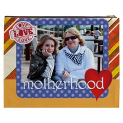 Mothers Day By Mom   Cosmetic Bag (xxxl)   06m3l5zo1ve3   Www Artscow Com Back