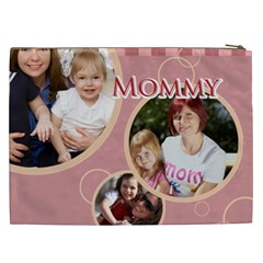 Mothers Day By Mom   Cosmetic Bag (xxl)   Fc6g1vp1015d   Www Artscow Com Back
