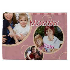 Mothers Day By Mom   Cosmetic Bag (xxl)   Djxxaglqog4p   Www Artscow Com Front