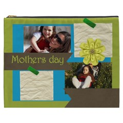 Mothers Day By Mom   Cosmetic Bag (xxxl)   7z3sbacm0mps   Www Artscow Com Front
