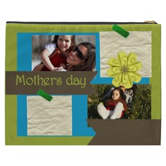 Mothers Day By Mom   Cosmetic Bag (xxxl)   7z3sbacm0mps   Www Artscow Com Back