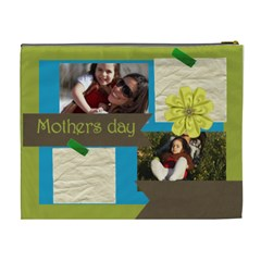 Mothers Day By Mom   Cosmetic Bag (xl)   Kqbd77g45pyk   Www Artscow Com Back
