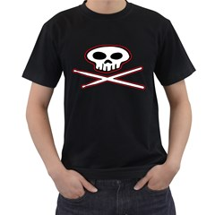 Dead Beat Black Mens'' T Shirt by DarkImage